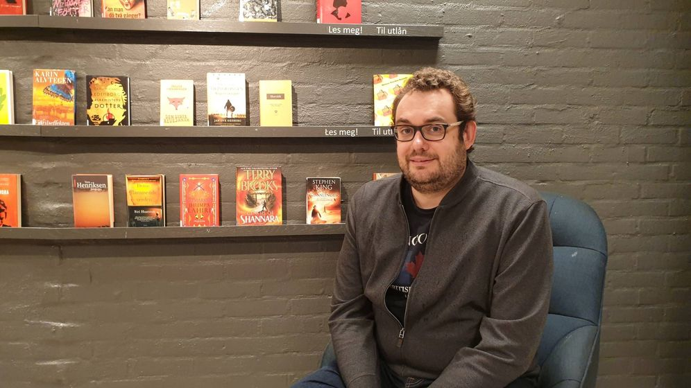 Foto: Josep Sala i Cullell, autor de 'Generación Tapón'. (Ara Llibres)