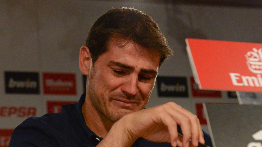 Florentino y su maldición para suplir a Casillas: primero De Gea y ahora Kepa