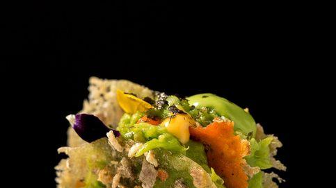 La cocina creativa de Alex Múgica, autor del mejor pintxo de Euskadi