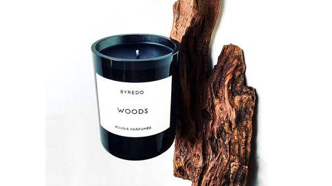 'Woods' de Byredo, la vela que cambia el ambiente del despacho
