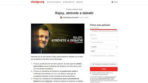 Peticiones 'online' en año electoral: ¿qué quieren los españoles del nuevo Gobierno?