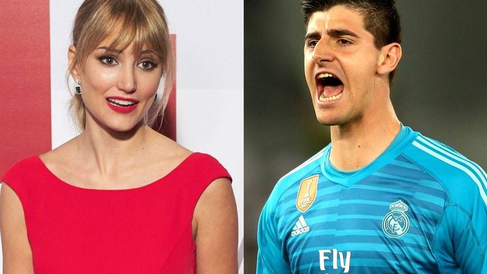 Alba Carrillo y Thibaut Courtois, el portero del Real Madrid: ¡pareja sorpresa!