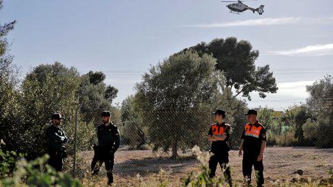 Así encontraron a la presunta parricida de Godella (Valencia) en el interior de un bidón