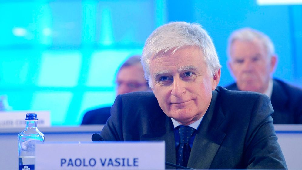 Foto: Paolo Vasile, máximo responsable de Mediaset.
