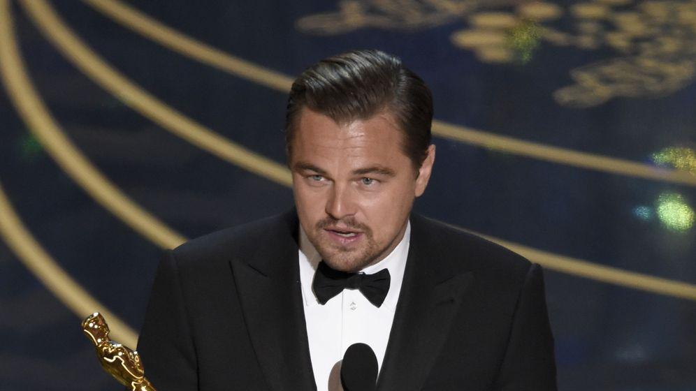 Foto: La ceremonia de los Oscar 2016 en imágenes