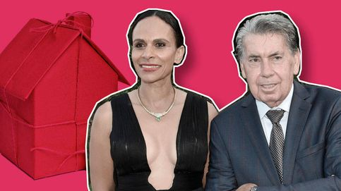 Manolo Santana pone parte de sus negocios en manos de su cuarta mujer