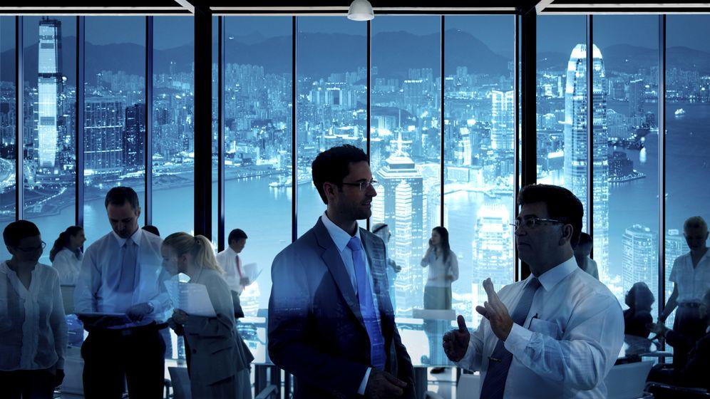 Foto: La networking es tanto o más importante que el currículum y la experiencia profesional. (iStock)