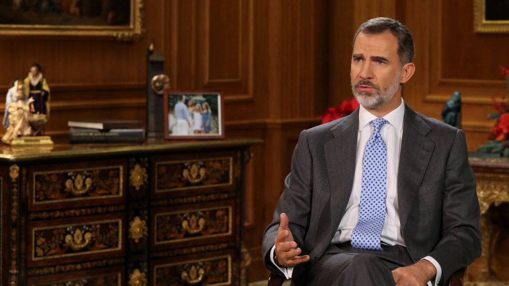 El Rey advierte: en Cataluña debe imponerse la pluralidad, la estabilidad y el respeto