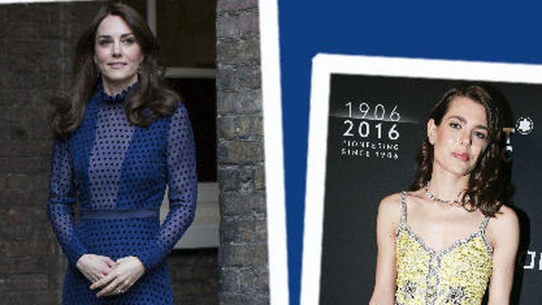 Estilo Real: Kate Middleton, Carlota Casiraghi y Letizia presumen de delgadez