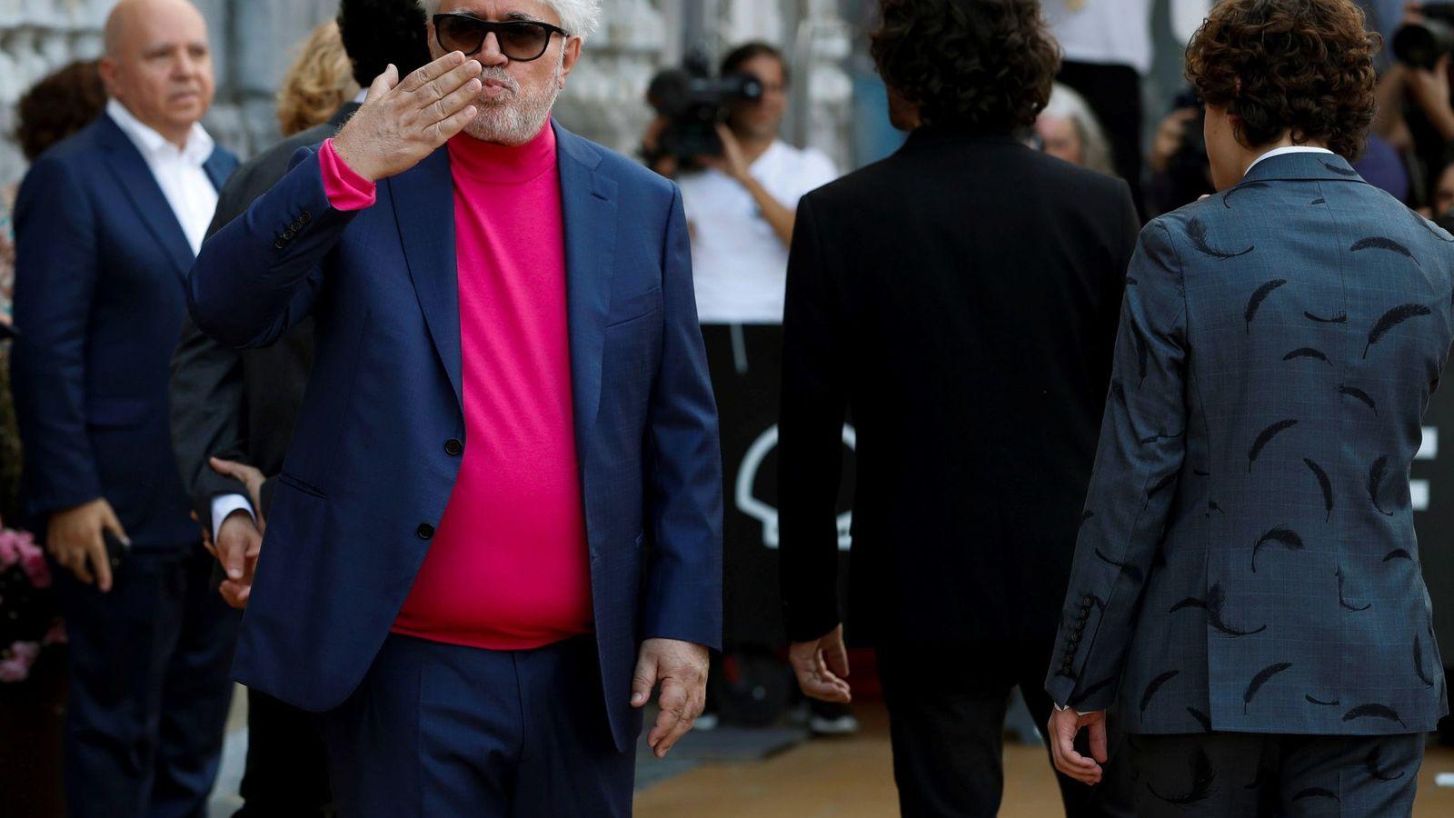 Foto: Pedro Almodóvar en una imagen de archivo. (EFE)