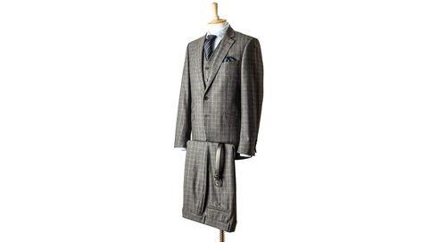 Cuatro trajes imprescindibles para el armario del gentleman en otoño