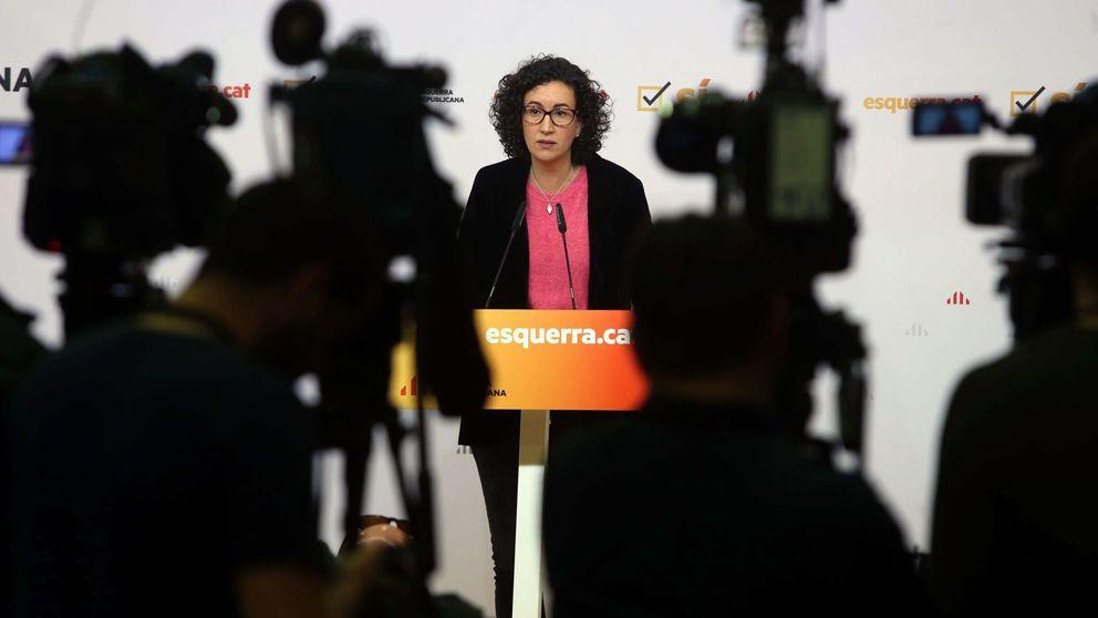 ERC dinamita el último puente con JxCAT a la espera del destino penal de Marta Rovira