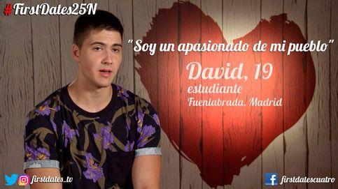 El comensal de 'First Dates' que se declara fan de Curro Jiménez