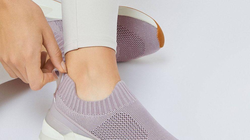 Bueno, bonito y low cost: las zapatillas deportivas de Oysho son tendencia y confort