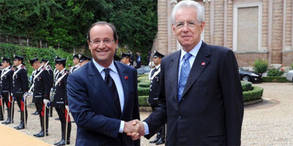 Hollande confía en que la cumbre del 19 de octubre ofrezca soluciones para España y Grecia