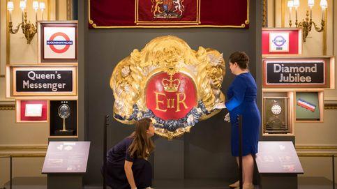 Los objetos personales de Lady Di se exhiben en Buckingham en el 20 aniversario de su muerte