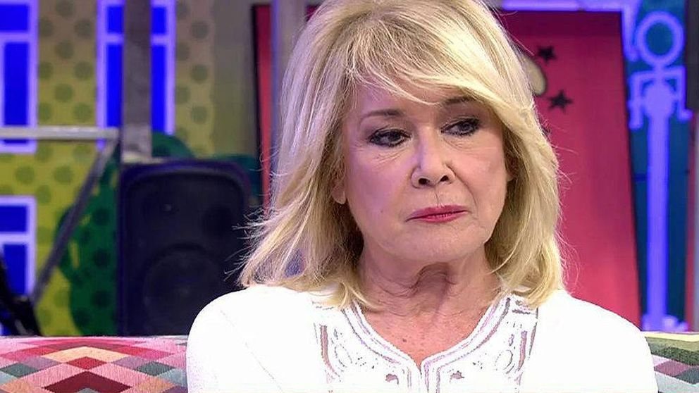 Mila Ximénez abandona 'Sálvame': Carlos Lozano gana el pulso