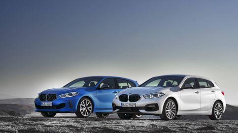Así es el nuevo BMW Serie 1: un coche más ancho, corto y con opción de gasolina o diésel