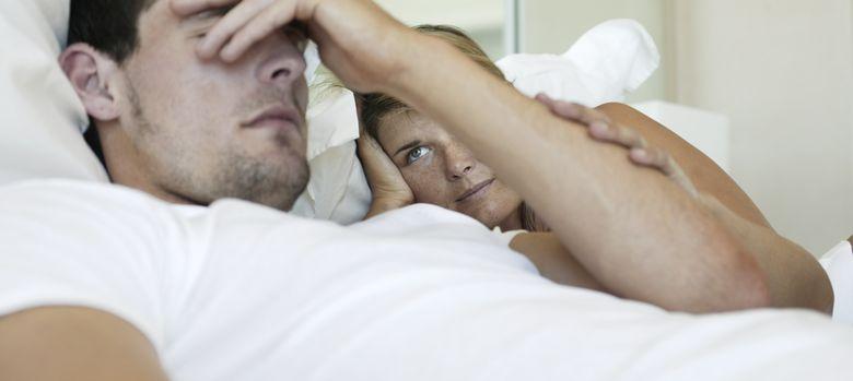 Foto: La insatisfacción sexual suele aparecer por diversos motivos. (Corbis)