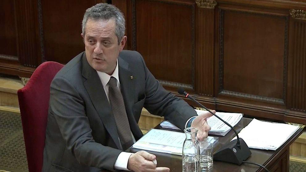 Joaquim Forn defiende en el juicio al 'próces' que había un compromiso político y que todos eran conscientes
