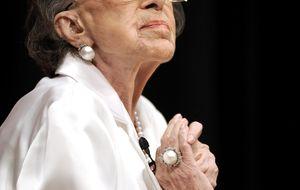 Muere Amparo Rivelles, la gran dama del teatro, a los 88 años