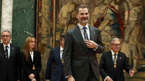 El Rey rechazó ser comisario de honor después de la polémica con Marhuenda