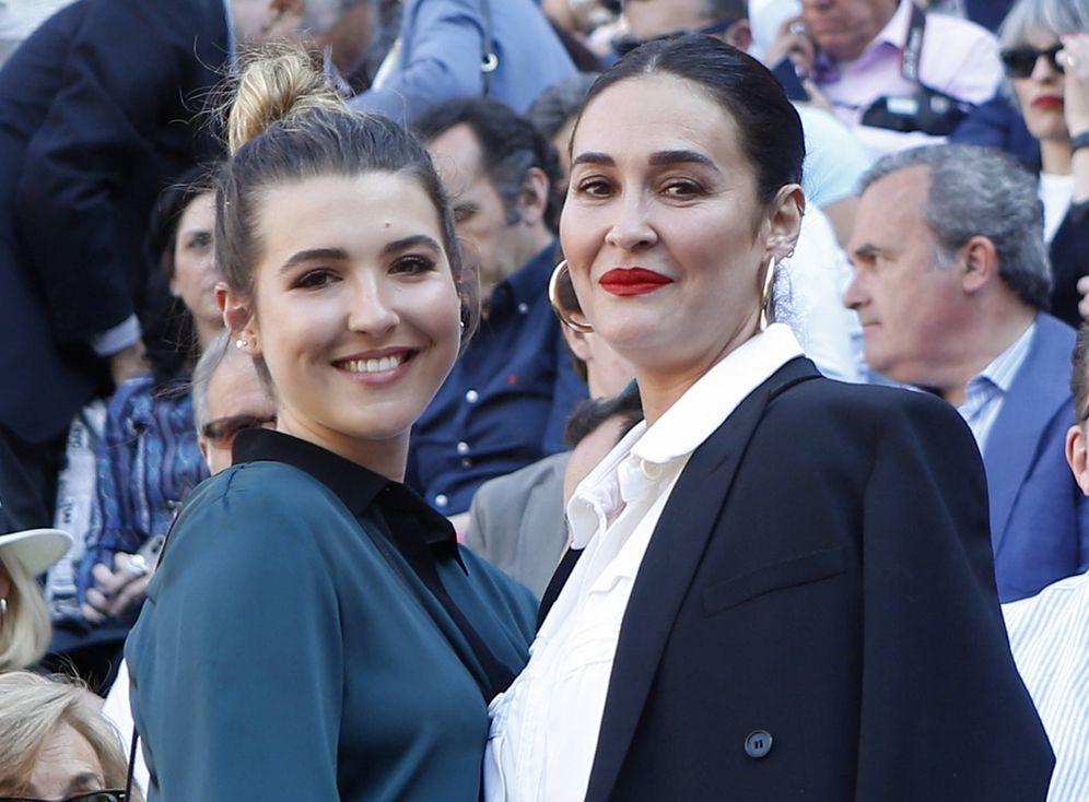 Foto: Vicky Martín Berrocal y su hija Alba Díaz en una imagen reciente. (Gtres)