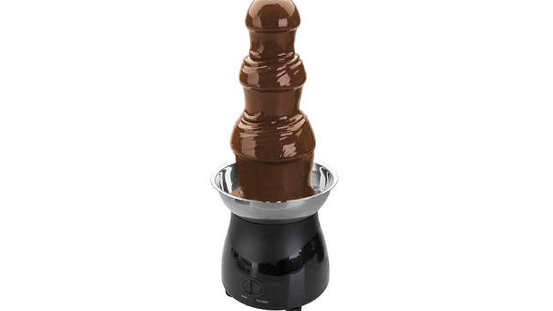 Fuente fondue para chocolate caliente Lacor
