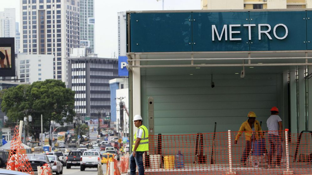 Foto: Isolux y los chinos se la lían a FCC: Panamá 'le quita' el Metro tras su recurso