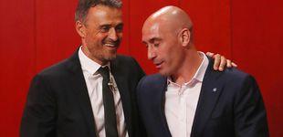 Post de Luis Rubiales abre la puerta al regreso de Luis Enrique a la Selección española