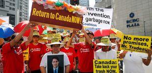 Post de Filipinas vuelve a atacar a Canadá: