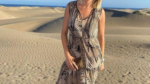 Susanna Griso desembarca en Maspalomas con dos looks que copiarás