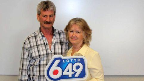 Un idilio con la suerte: una pareja canadiense gana la lotería por tercera vez