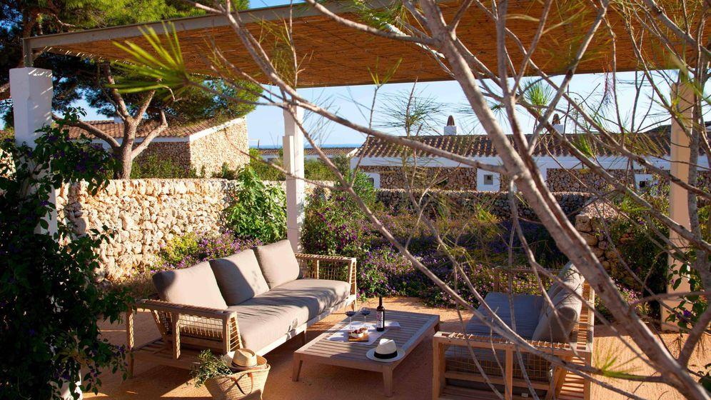 Foto: Terraza del Torralbenc, en Menorca. (Cortesía)