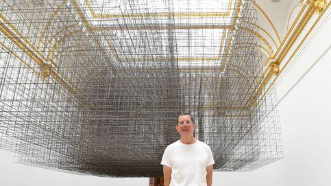 Antony Gormley en la Royal Academy of Arts