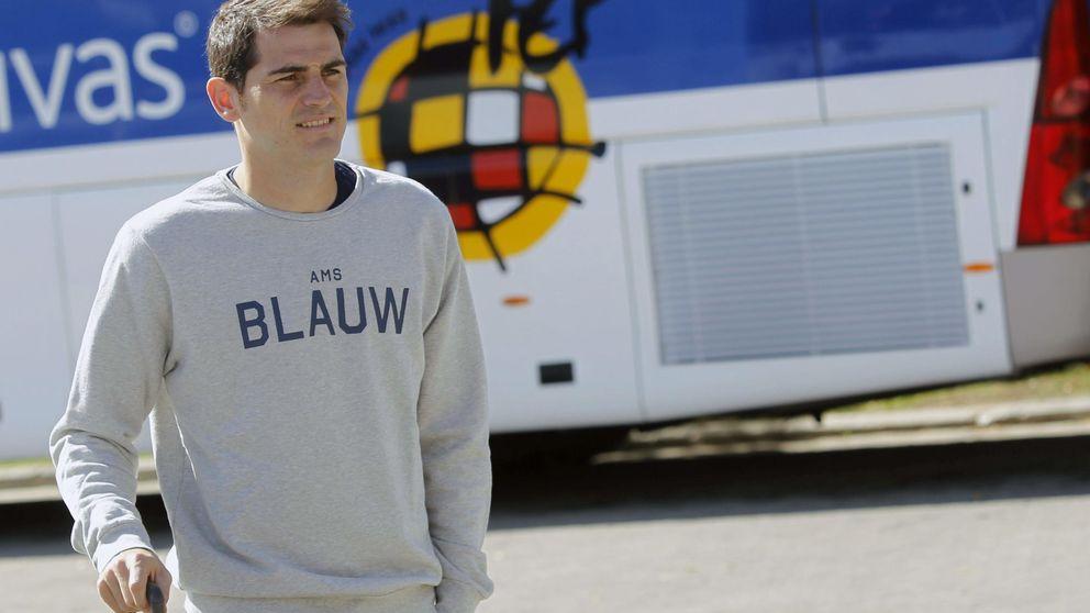 Casillas habla sobre su retirada: Creo aún puedo aguantar dos años más