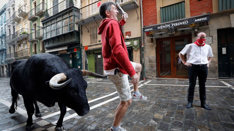 Pamplona suspende por segundo año consecutivo los Sanfermines por el covid-19