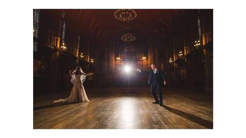 La boda que Harry Potter hubiese tenido en Hogwarts