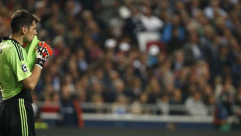 El Real Madrid no pone precio a la libertad de Iker Casillas