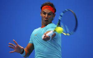 Nadal anula a Gasquet en su primer partido individual tras su lesión
