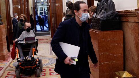 Unidas Podemos rompe la unidad de voto con el PSOE y se abstiene en la ley Zerolo