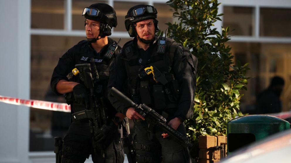 Atentado en Londres: una bomba casera desata el pánico en el metro
