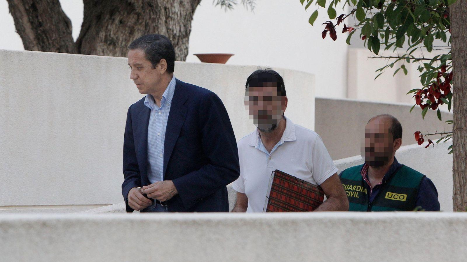 Foto: El expresidente de la Generalitat valenciana y exministro de Trabajo Eduardo Zaplana. (EFE)