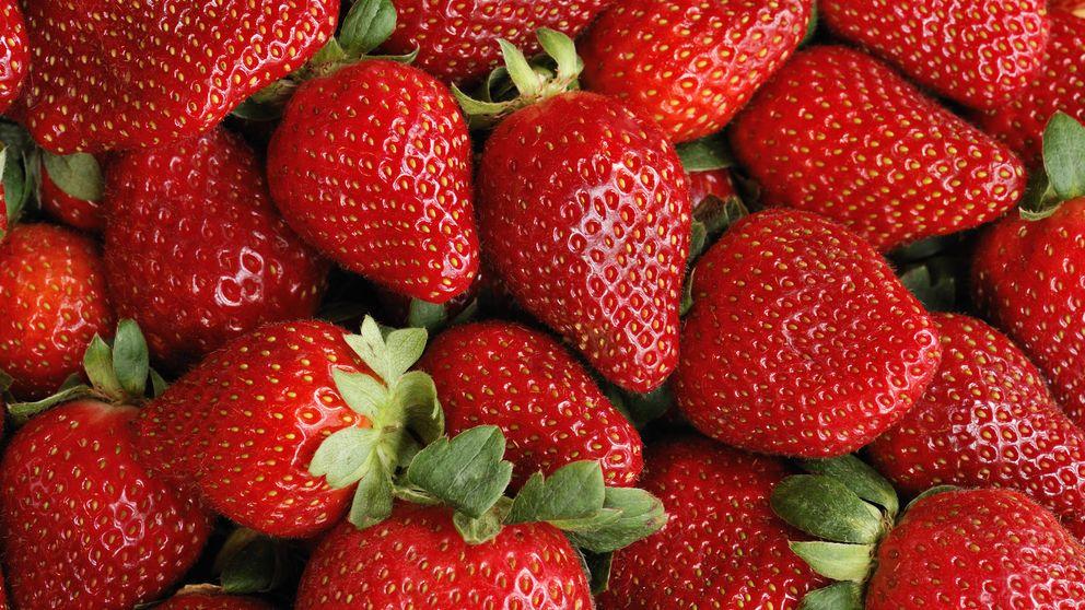 Los 12 alimentos con más pesticidas (el primero, las fresas)
