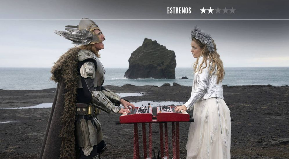Foto: Will Ferrell y Rachel McAdams protagonizan esta comedia dirigida por David Dobkin para Netflix. (Netflix)