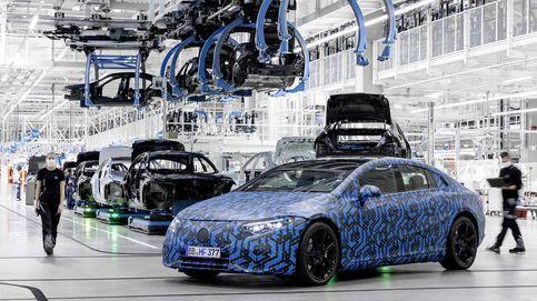 Dónde y cuándo se fabricarán los seis nuevos Mercedes EQ el´éctricos