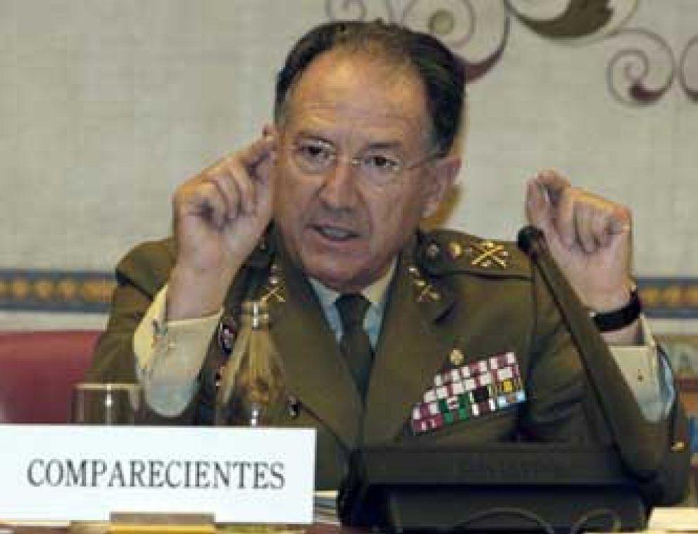 Los tres Ejércitos contarán con 5.230 millones en 2008