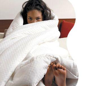 Foto: Una almohada inteligente acaba con los ronquidos