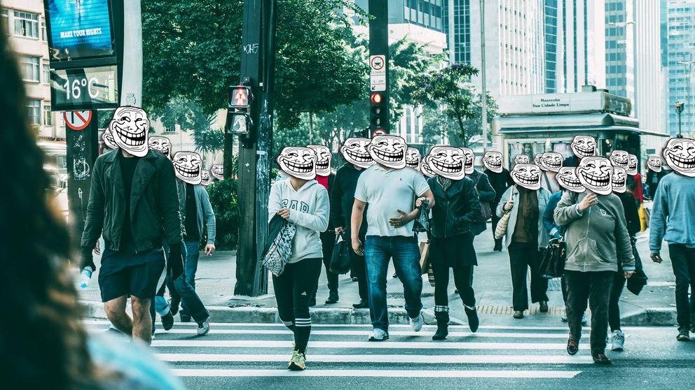Por qué usted también es un 'trol' en internet (aunque aún no lo sepa)