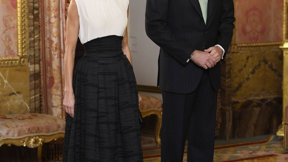 Los Reyes, anfitriones en el Palacio Real por la cumbre del clima: todas las imágenes